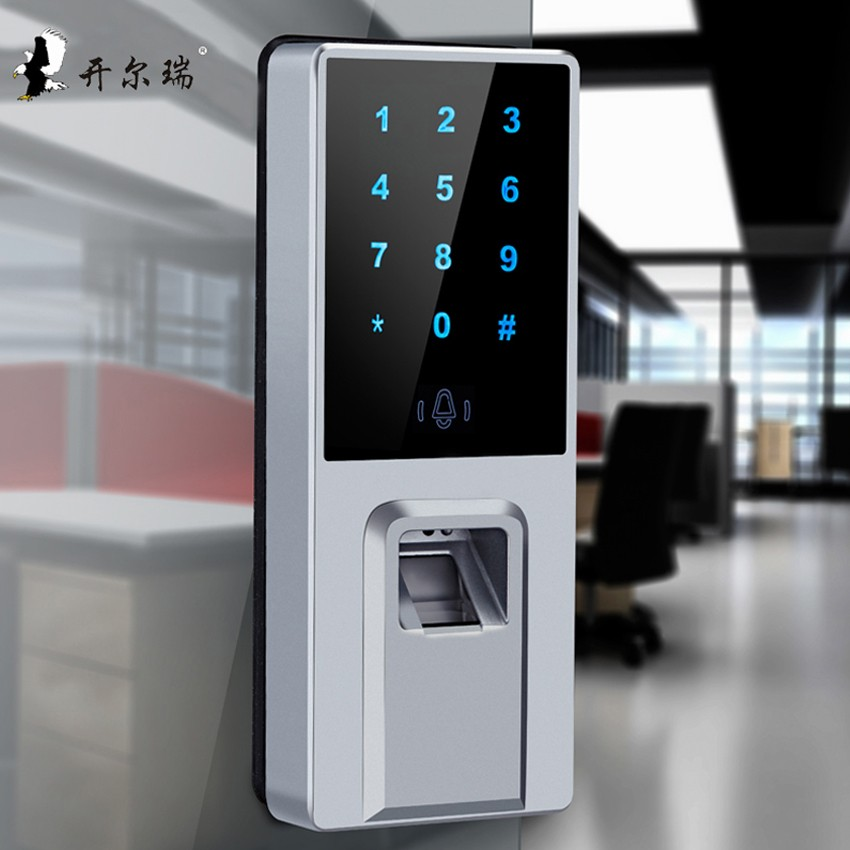 Fingerprint Lock For Glass Door